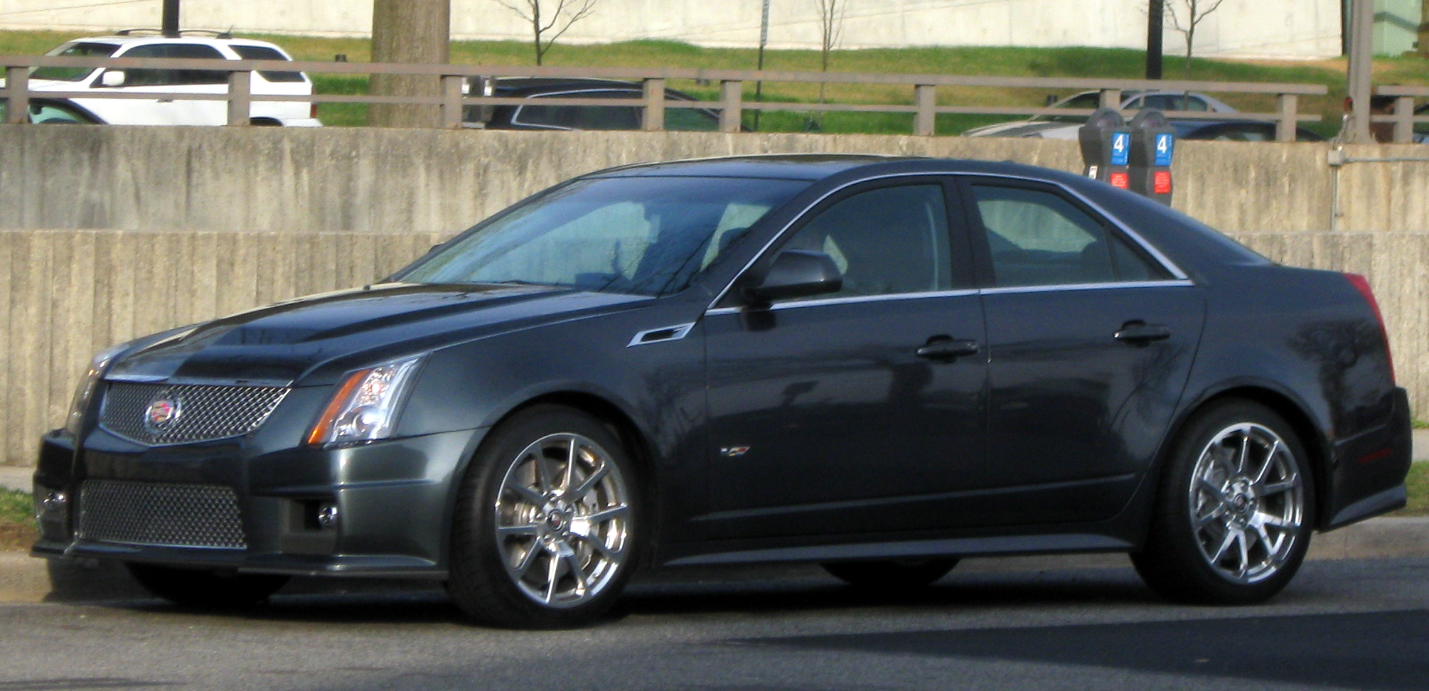 2007 Cadillac CTS-V | car review @ Top Speed