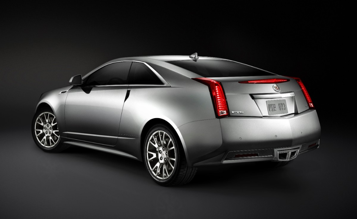 Cadillac CTS-V Coupe 2014 #12