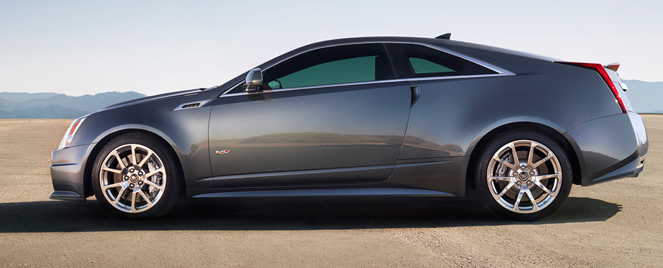 Cadillac CTS-V Coupe 2014 #13