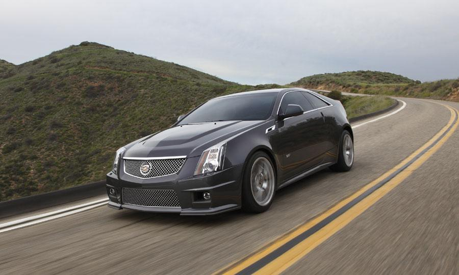 Cadillac CTS-V Coupe 2014 #8