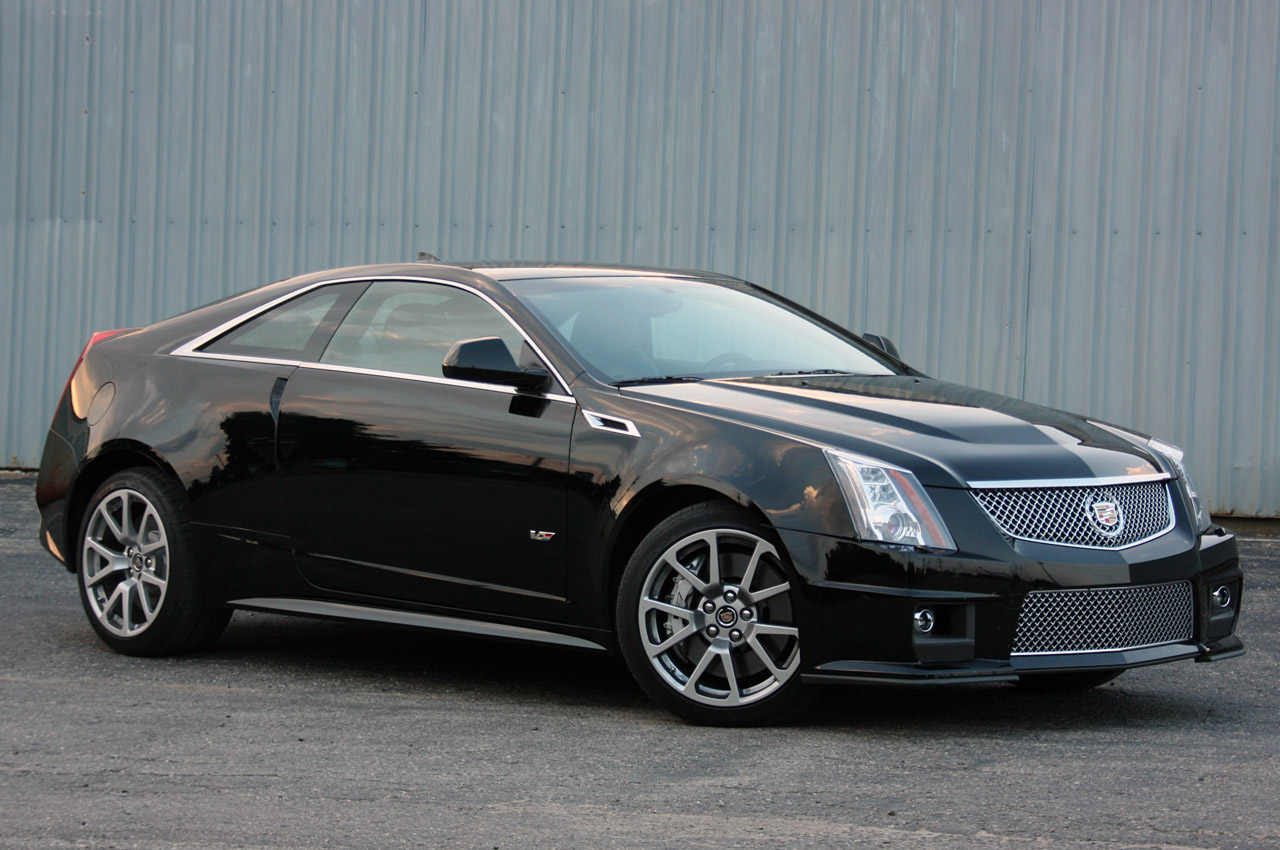 Cadillac CTS-V Coupe #5