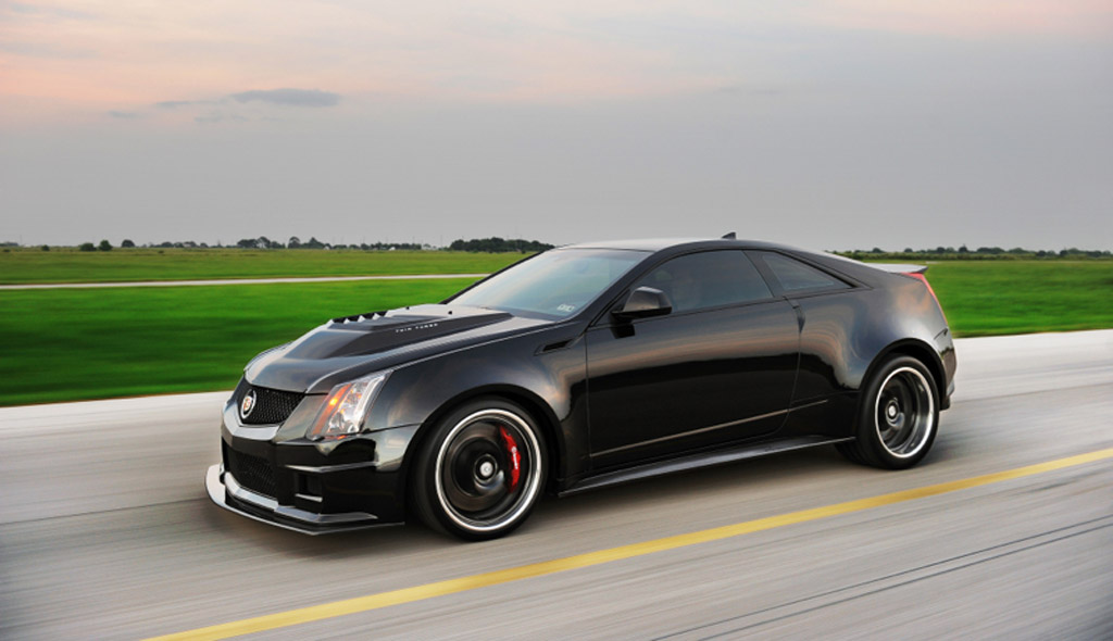 Cadillac CTS-V Coupe #6