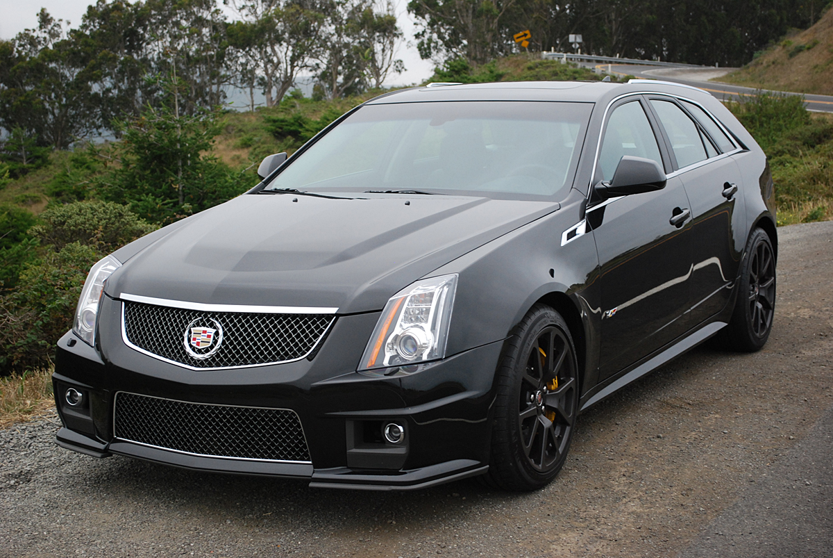 2013 cadillac cts v wagon information and photos momentcar. Black Bedroom Furniture Sets. Home Design Ideas