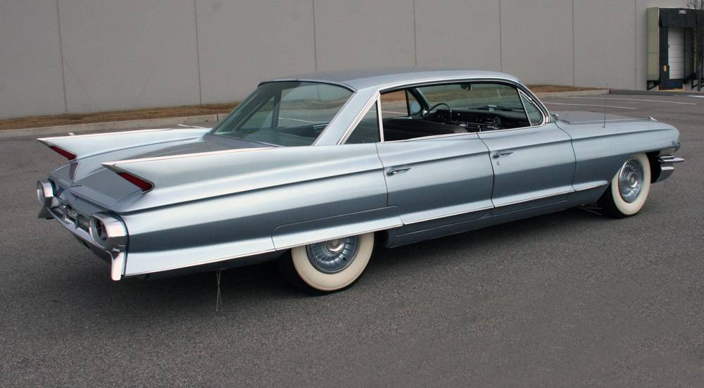 1961 Cadillac Deville Information And Photos Momentcar
