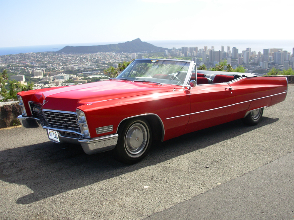 1967 cadillac deville information and photos momentcar. Cars Review. Best American Auto & Cars Review