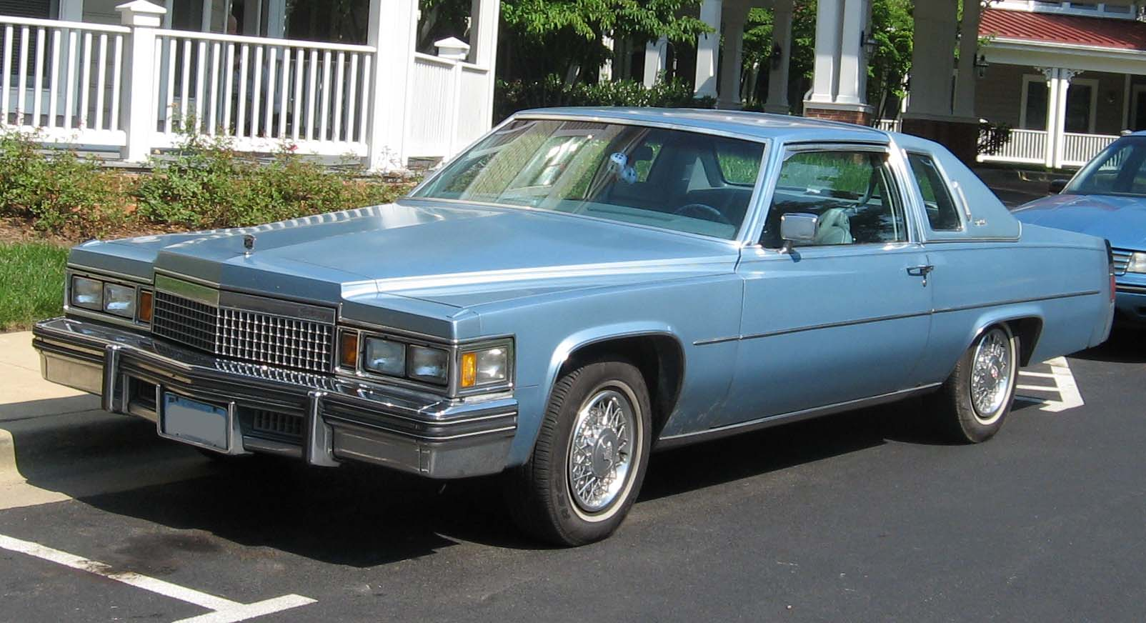 1977 cadillac deville information and photos momentcar. Cars Review. Best American Auto & Cars Review