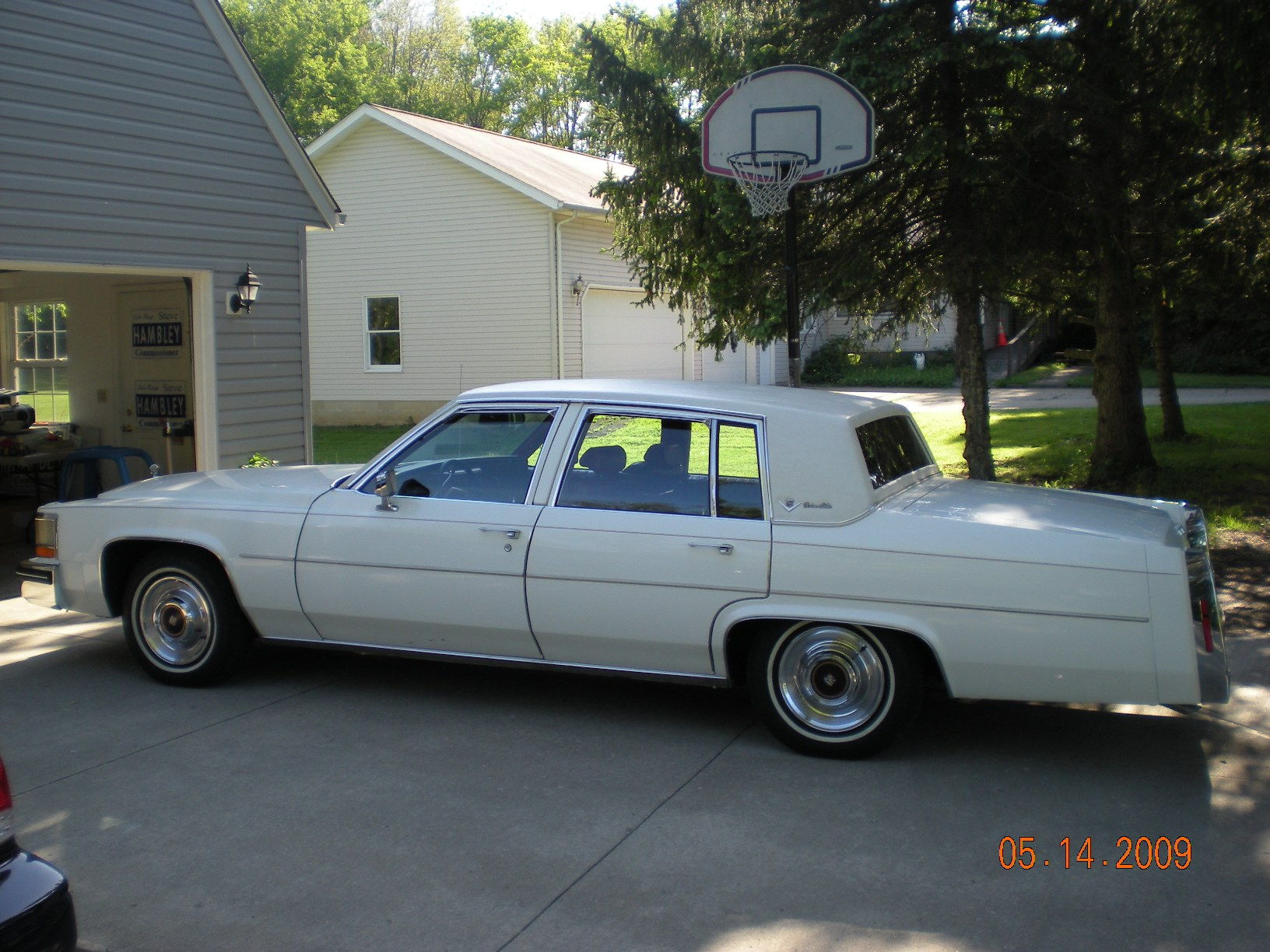 1980 Cadillac Deville Information And Photos Momentcar