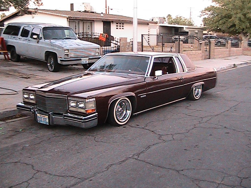 1983 Cadillac Deville Information And Photos Momentcar