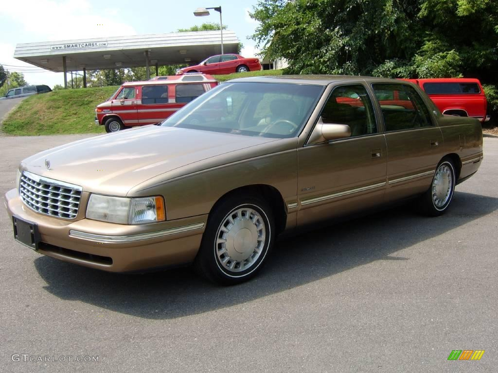 1998 cadillac deville information and photos momentcar. Cars Review. Best American Auto & Cars Review