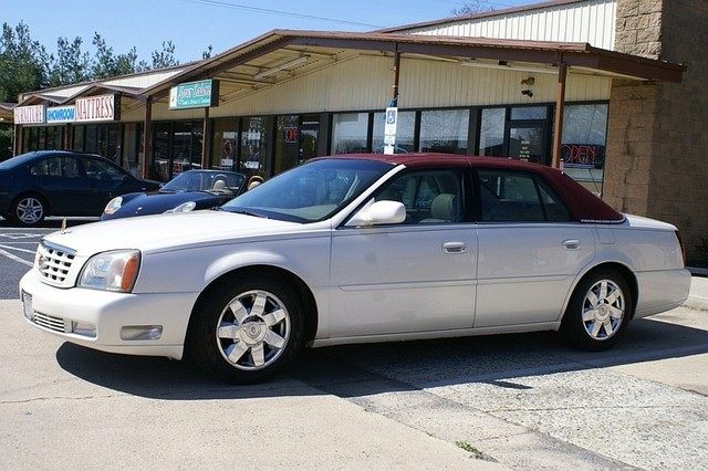 2002 cadillac deville information and photos momentcar. Cars Review. Best American Auto & Cars Review