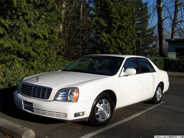 2005 cadillac deville information and photos momentcar. Cars Review. Best American Auto & Cars Review