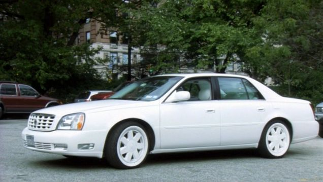 Cadillac DeVille DTS #8