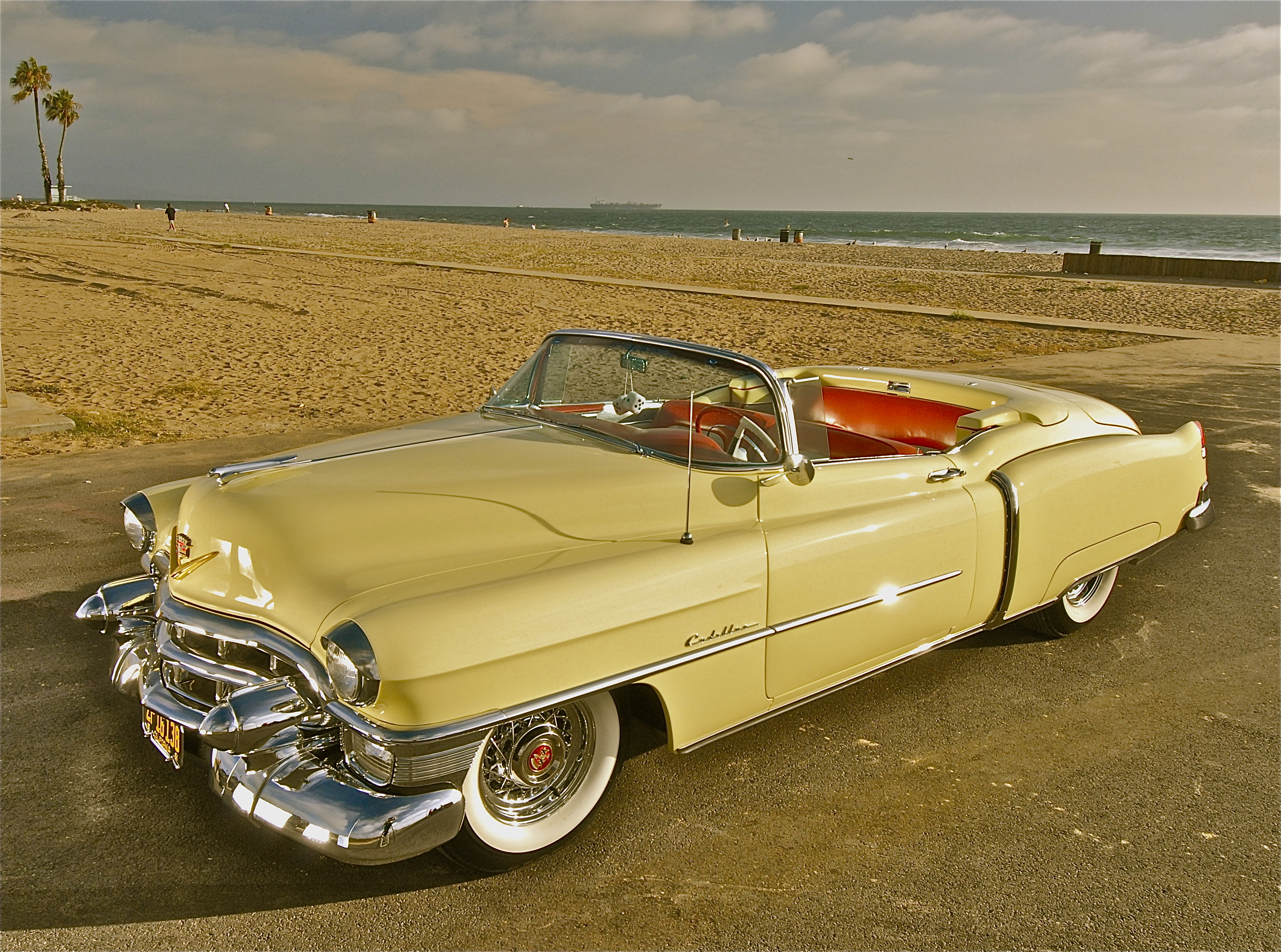 1953 Cadillac Eldorado - Information and photos - MOTcar
