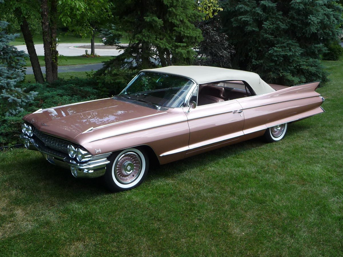 1961 Cadillac Eldorado Information And Photos Momentcar