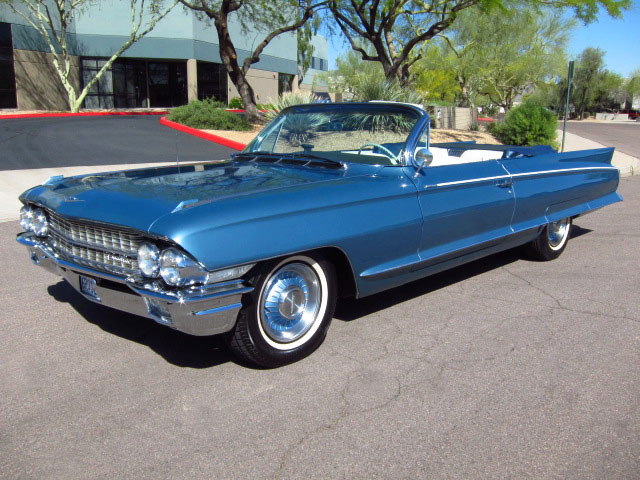 1962 Cadillac Eldorado - Information and photos - MOTcar