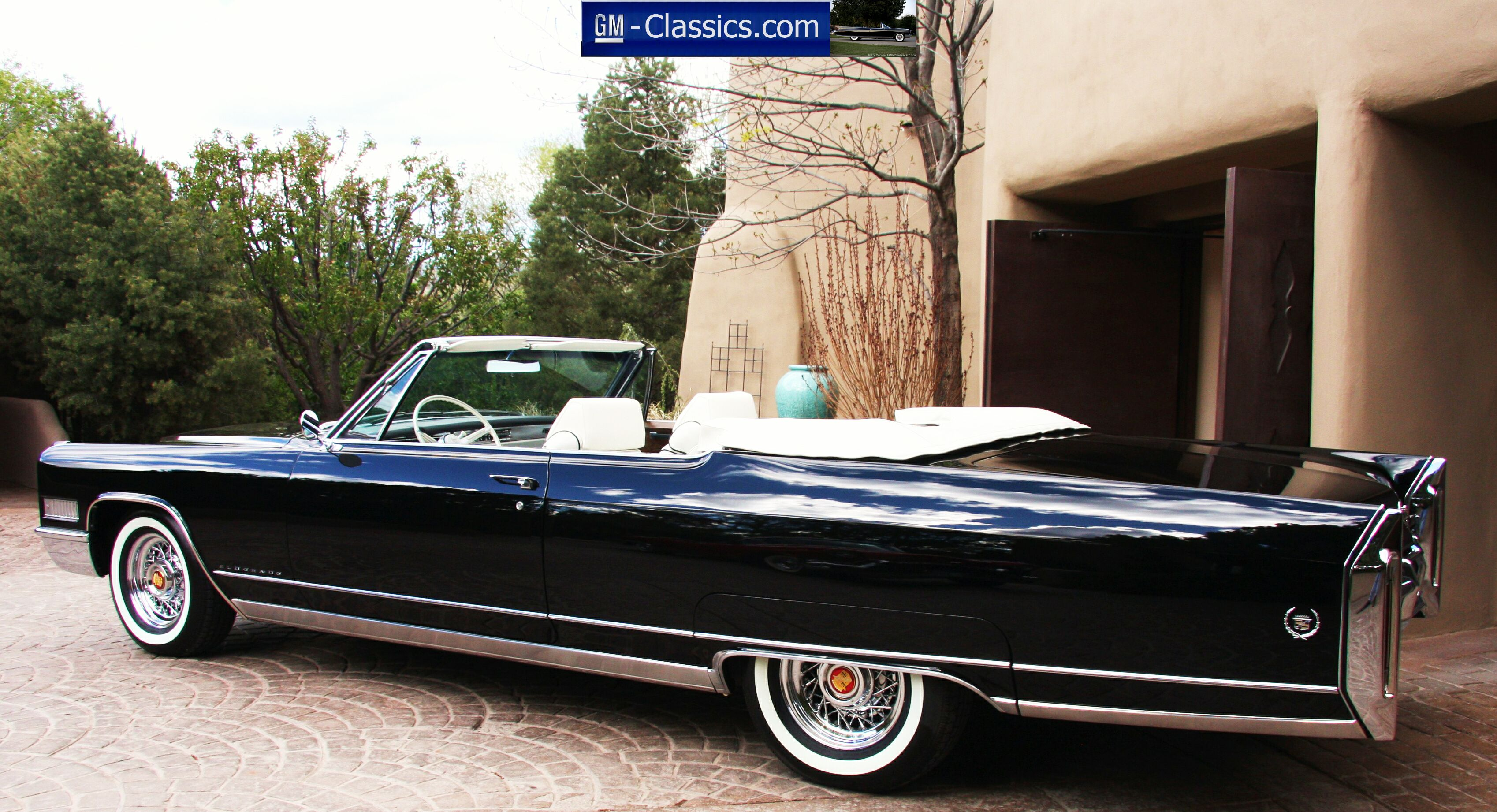 1966 Cadillac Eldorado Information And Photos Momentcar