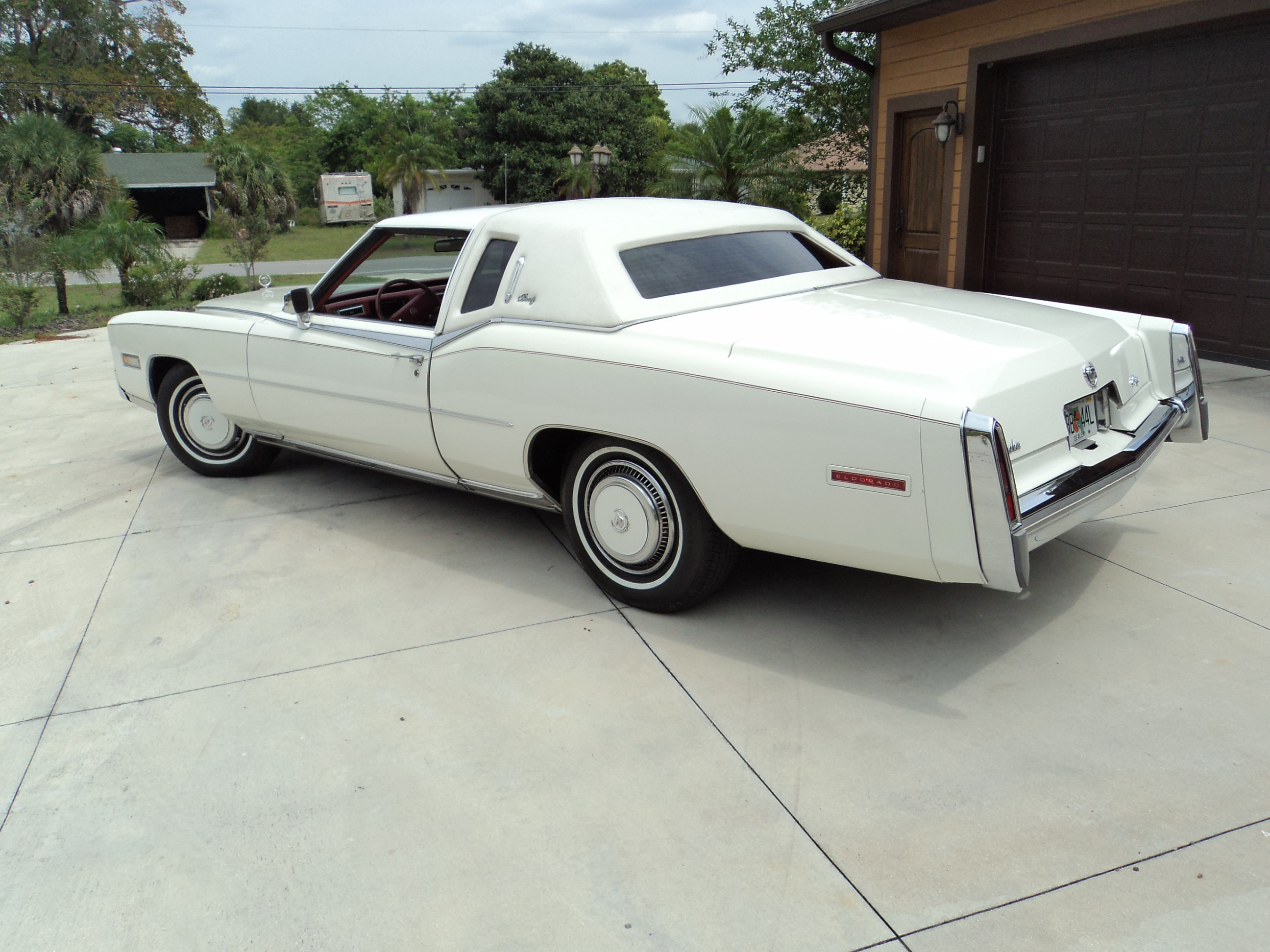 1978 Cadillac Eldorado Information And Photos Momentcar Sedan Deville 9