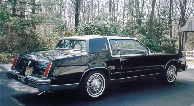 1980 Cadillac Eldorado Information And Photos Momentcar