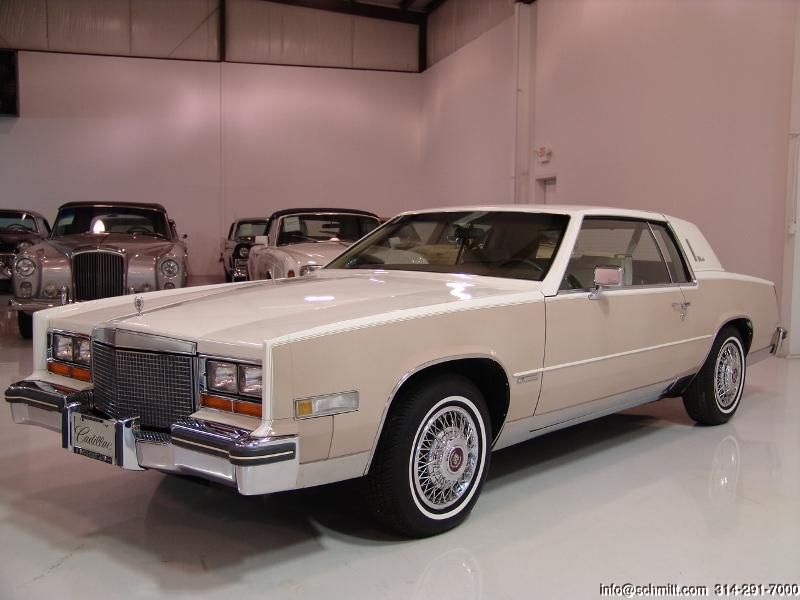1981 cadillac eldorado information and photos momentcar