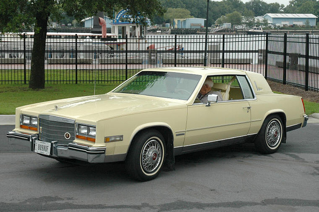 1982 Cadillac Eldorado Information And Photos Momentcar