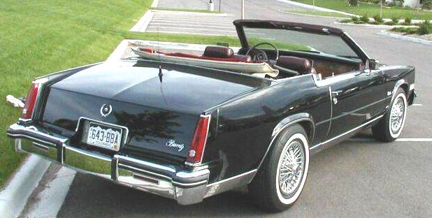 1983 cadillac eldorado information and photos momentcar momentcar