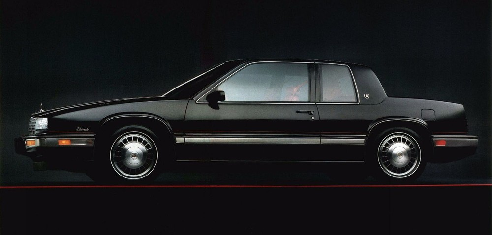 1986 Cadillac Eldorado Information And Photos Momentcar