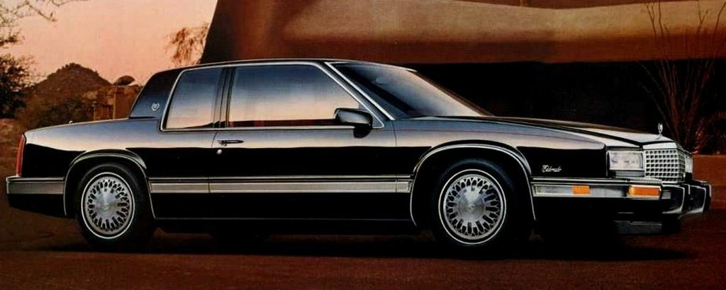 1988 Cadillac Eldorado Information And Photos Momentcar