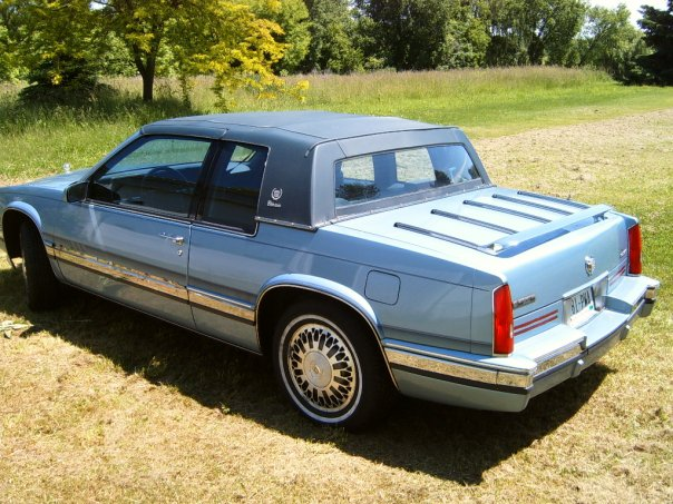 1990 Cadillac Eldorado - Information and photos - MOTcar