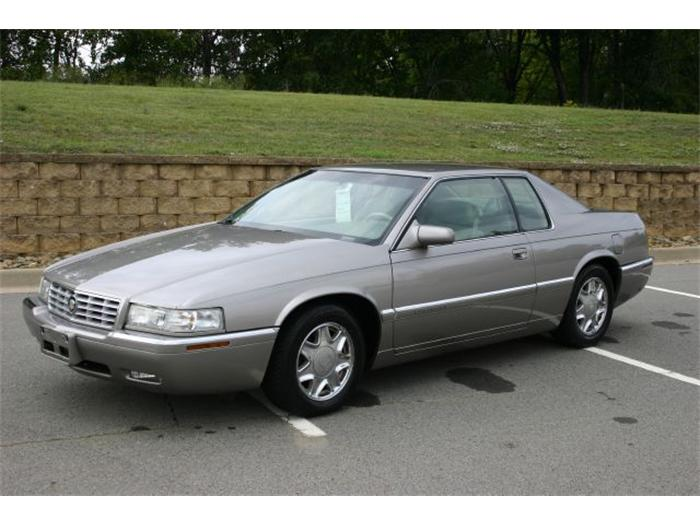 1998 Cadillac Eldorado Information And Photos Momentcar