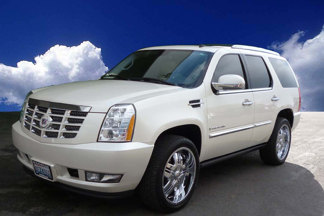 2008 Cadillac Escalade Information And Photos Momentcar