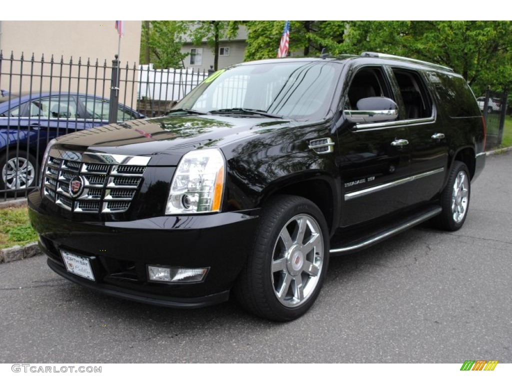 service manual how does cars work 2010 cadillac escalade. Black Bedroom Furniture Sets. Home Design Ideas
