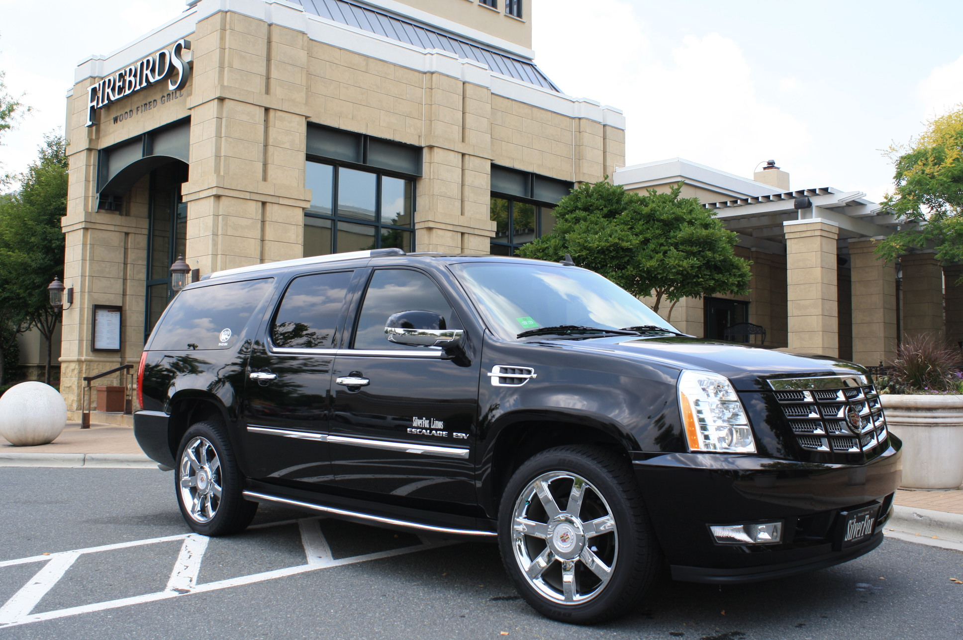 2010 Cadillac Escalade ESV - Information and photos ...