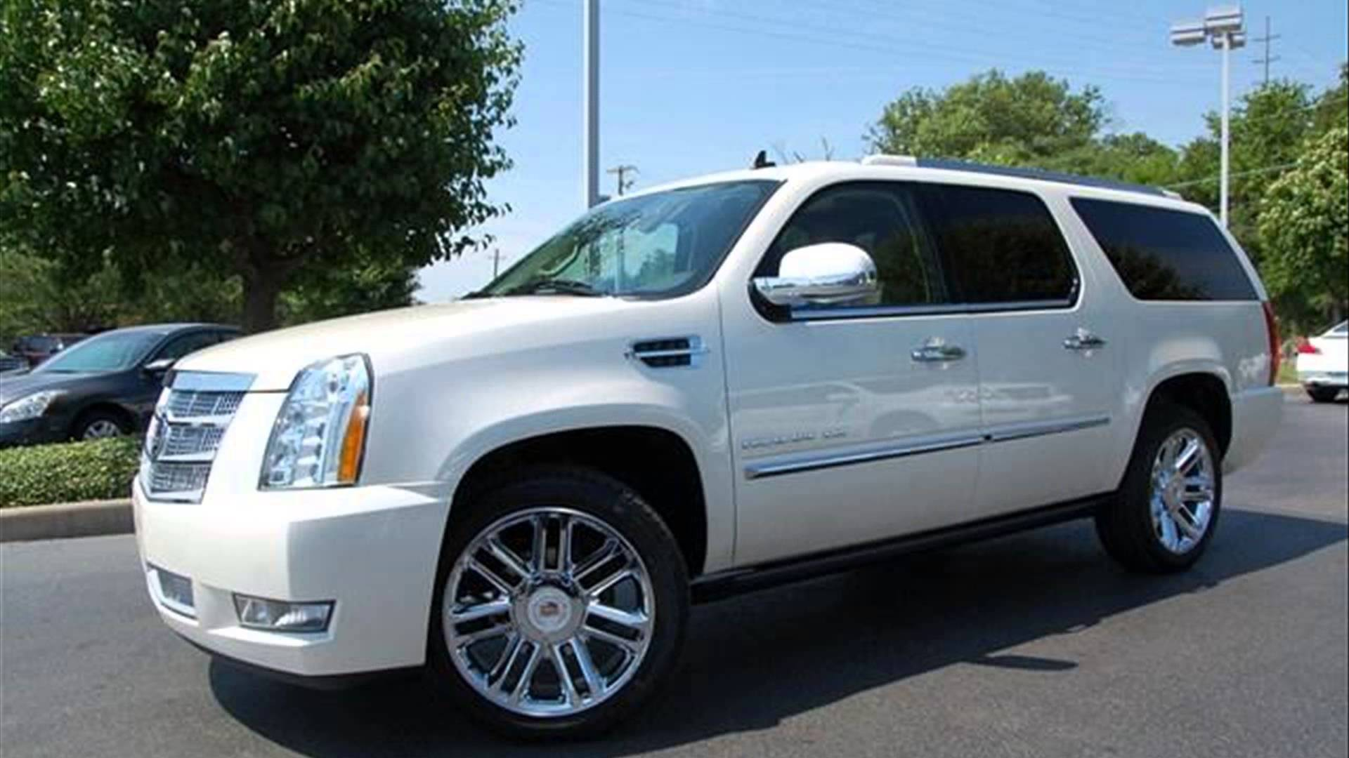 2014 Cadillac Escalade Esv Information And Photos