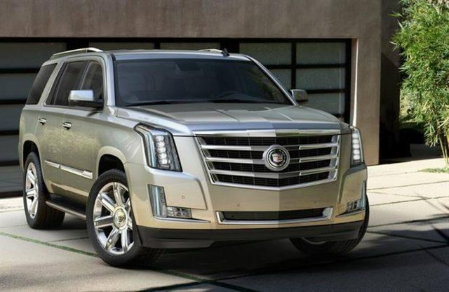 Cadillac Escalade ESV Base #9