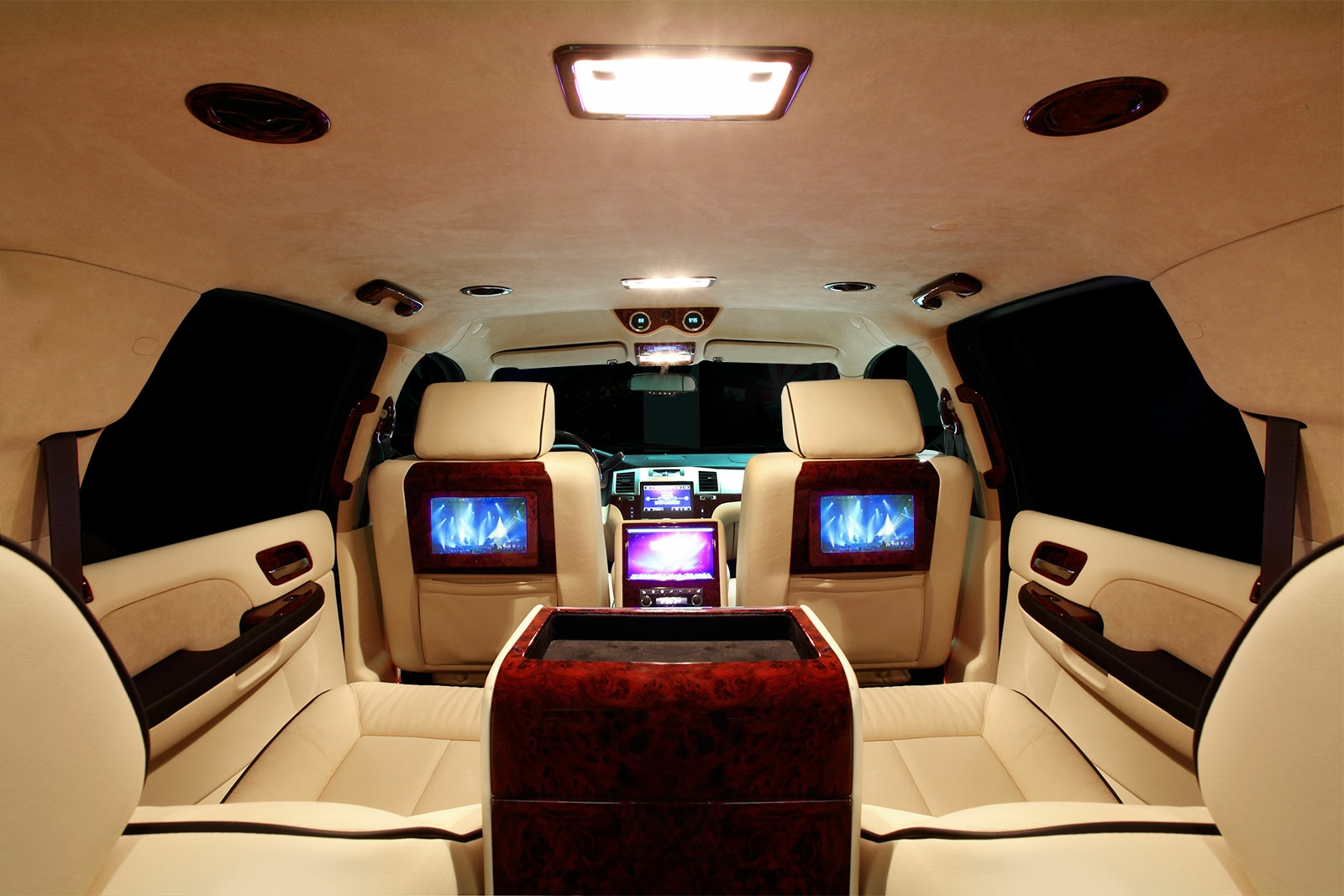 Cadillac Escalade ESV Luxury #12