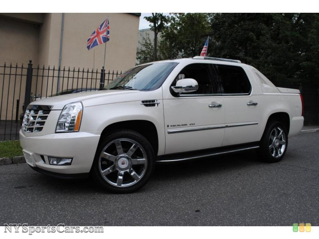 2009 cadillac escalade ext information and photos momentcar. Black Bedroom Furniture Sets. Home Design Ideas