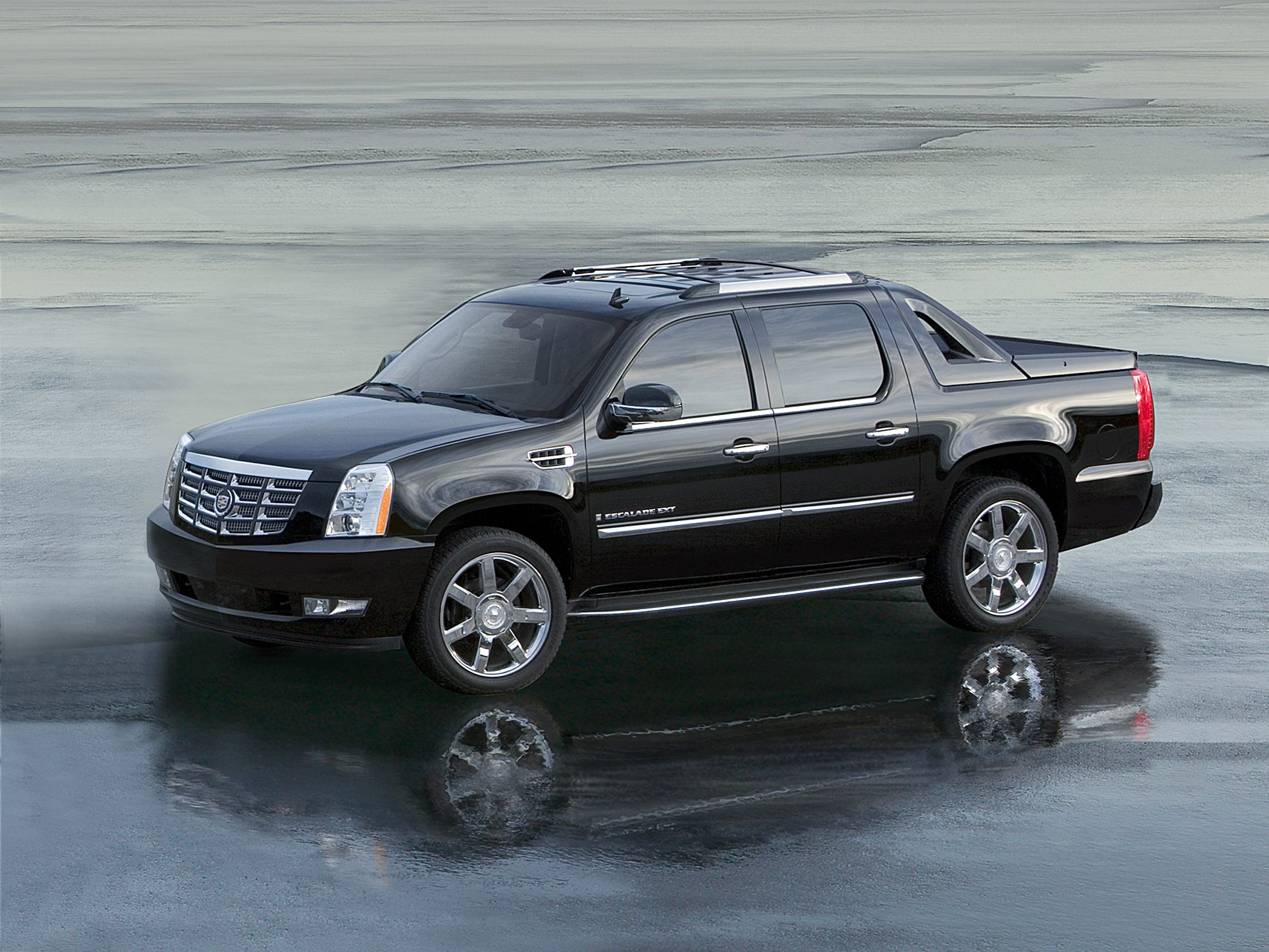 Cadillac Escalade EXT Base #3