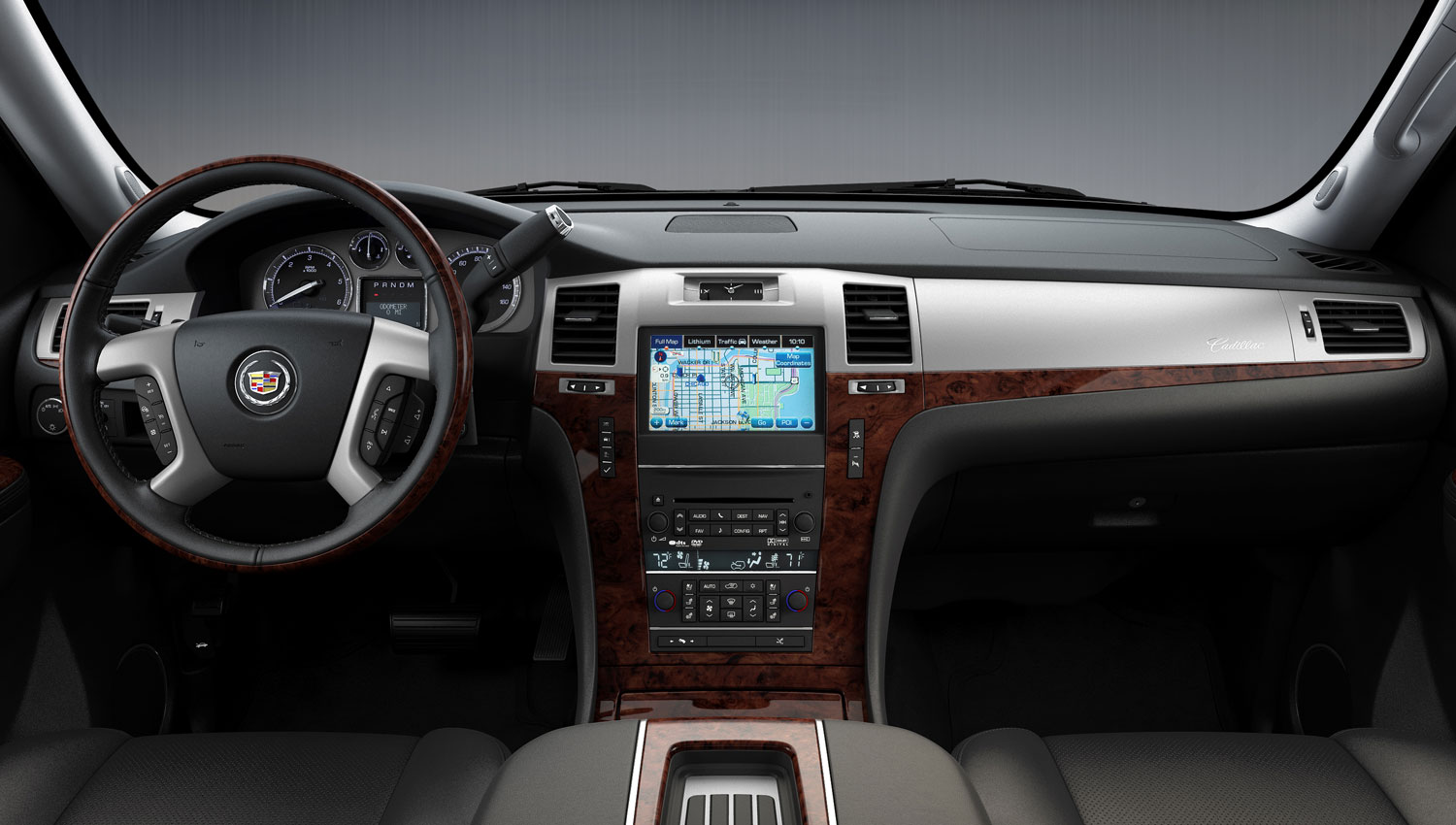 Cadillac Escalade EXT Luxury #1