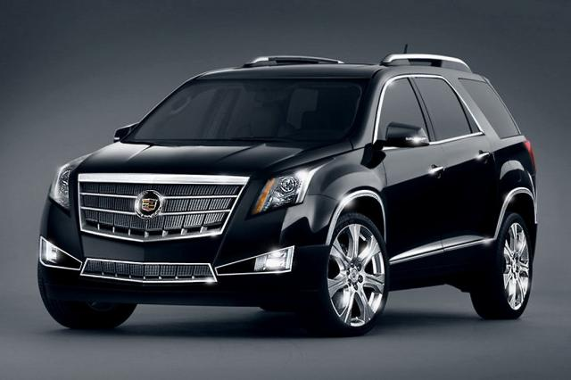 Cadillac Escalade EXT Luxury #2