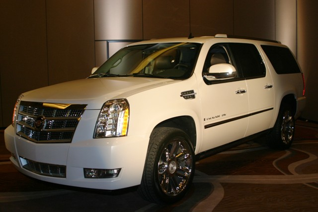 Cadillac Escalade Platinum Edition #5