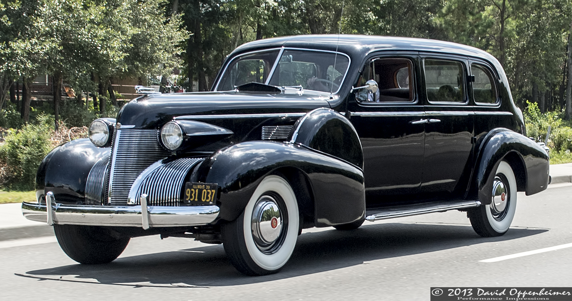 1938 Cadillac Fleetwood Information And Photos Momentcar