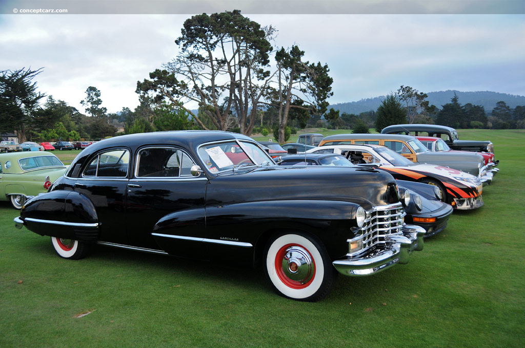 1944 Cadillac Fleetwood Information And Photos Momentcar