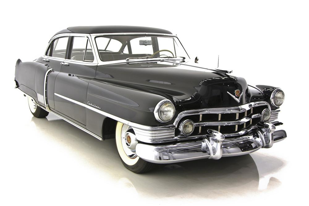 Latest Cadillac Escalade >> 1950 Cadillac Fleetwood - Information and photos - MOMENTcar