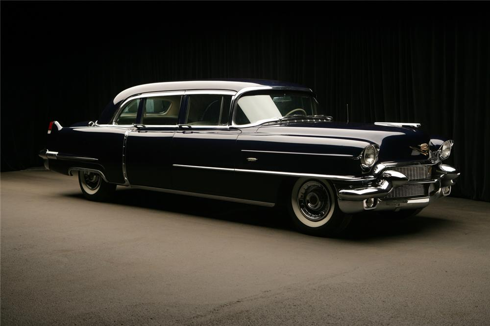 1956 Cadillac Fleetwood Information And Photos Momentcar