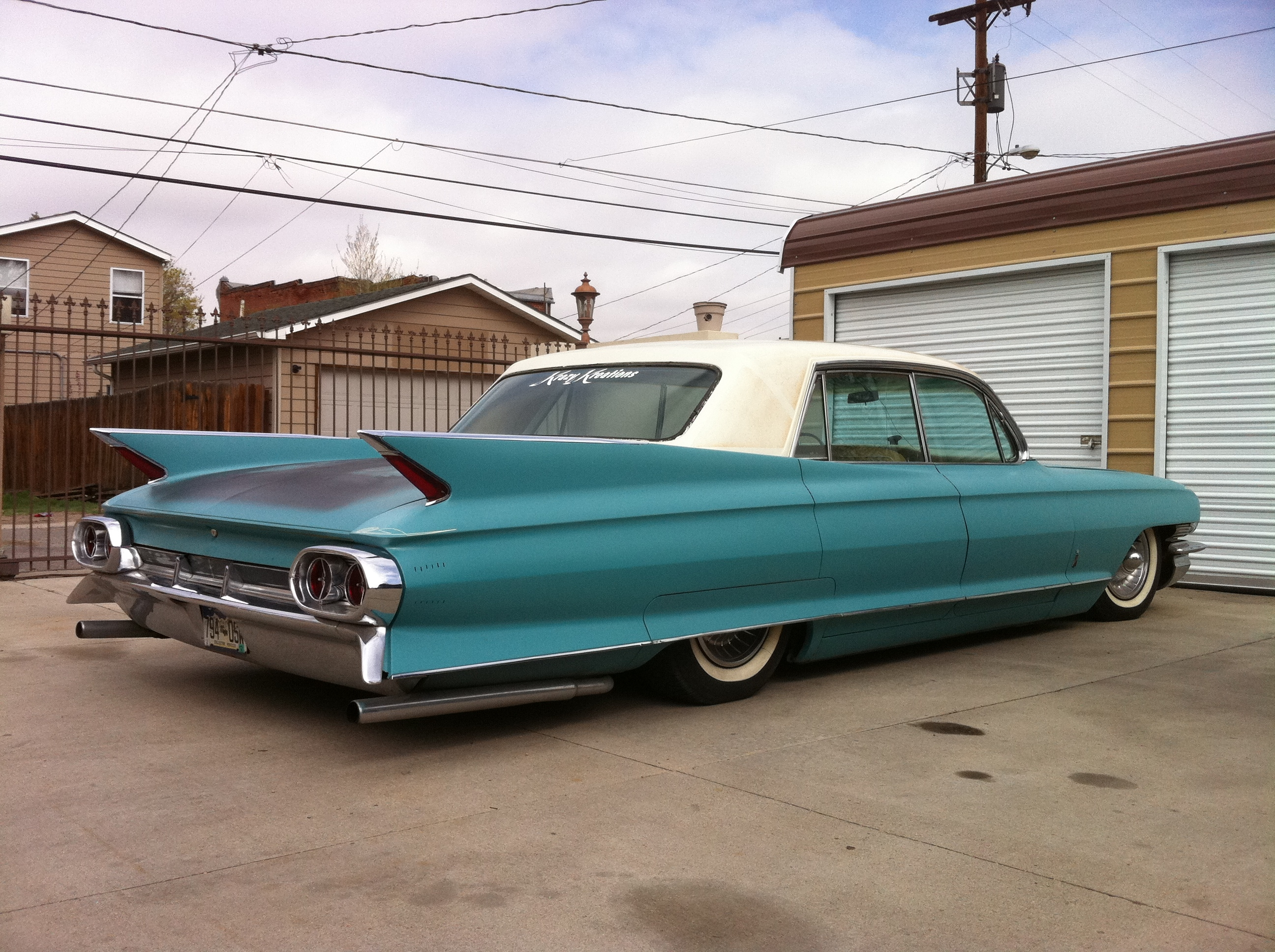 1961 Cadillac Fleetwood - Information and photos - MOTcar