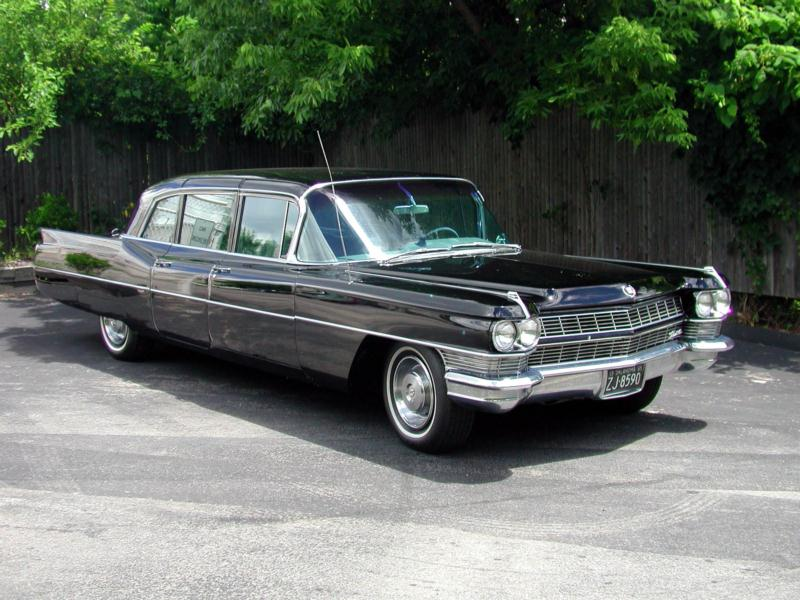1961 Cadillac Fleetwood Information And Photos Momentcar