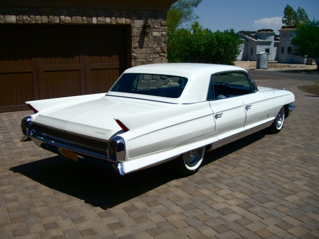 1962 Cadillac Fleetwood - Information and photos - MOTcar