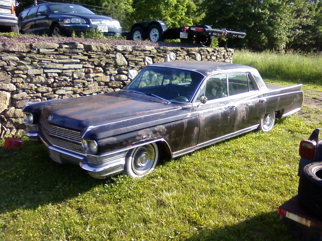 1964 Cadillac Fleetwood - Information and photos - MOTcar