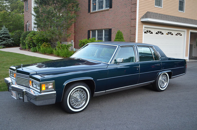 1979 Cadillac Fleetwood - Information and photos - MOTcar