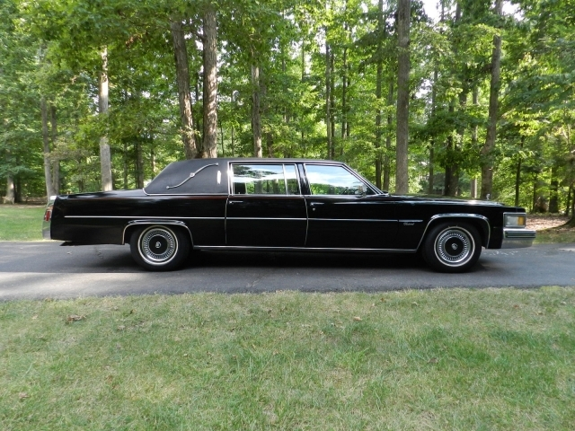 1978 Cadillac Fleetwood Limo Information And Photos